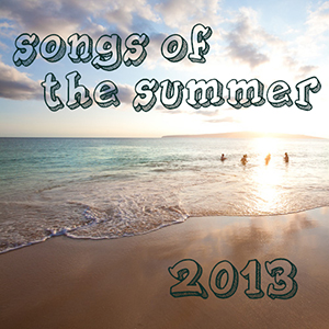 Country songs for the beach