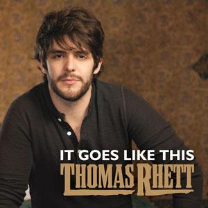 Single Review: Thomas Rhett - It Goes Like This