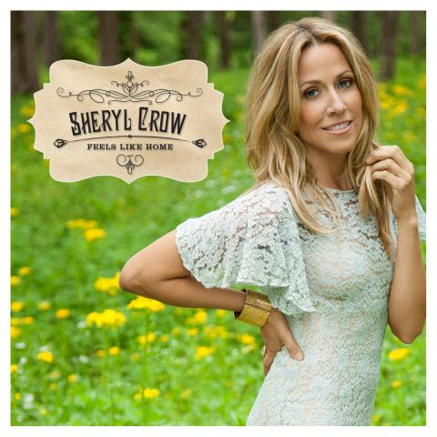 "Sheryl Crow ""Feels Like Home"" Tracklist and Cover Art"