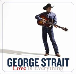 "Country Album Chart News For May 22, 2013: George Strait ""Love Is Everything"" Sits At #1; Trace Adkins ""Love WillNLG,"" Debuts In Top 10"