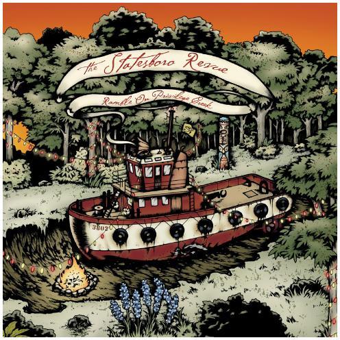 Album Review: The Statesboro Revue - Ramble On Privilege Creek