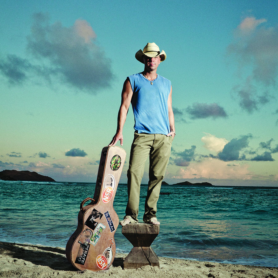 Kenny Chesney To Launch  Blue Chair Bay Rum  Line of Rum & Kenny Chesney To Launch