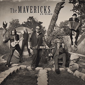 Country Album Chart News For March 6, 2013: The Return of The Mavericks & Emmylou Harris