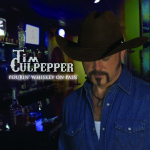 "Album Review: Tim Culpepper - ""Pourin' Wiskey On Pain"""