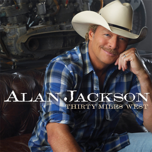 Chart News for June 13, 2012: Alan Jackson Isn't Thirty Miles West of #1