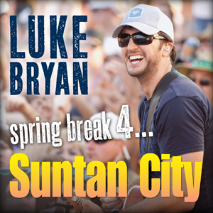 EP Review: Luke Bryan - Spring Break 4: Suntan City