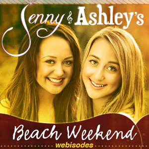 Roughstock Exclusive: Jenny & Ashley's Beach Weekend Webisodes #2: Beach Day!