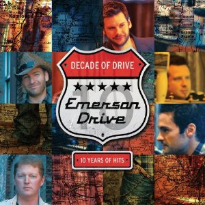 Emerson Drive - A Decade of Drive