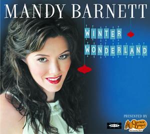 Artist Spotlight: Mandy Barnett's Classic Winter Wonderland