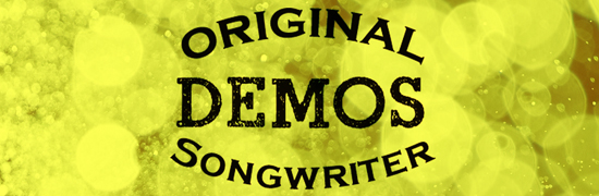 """Take a Peek Behind the Scenes with the """"Original Songwriter Demos"""""""