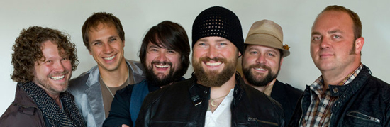 Zac Brown Band Has #1 Album in the USA