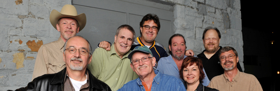 Vince Gill Makes Time with the Time Jumpers