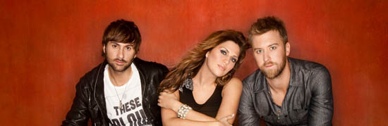 Lady Antebellum Returns To Top of the Charts