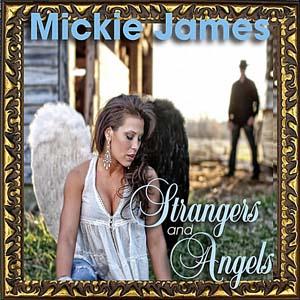 Mickie James - Strangers & Angels