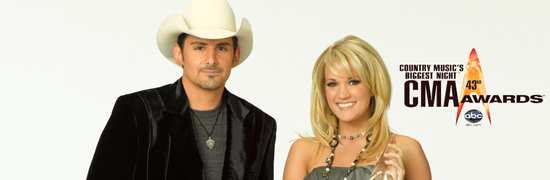 CMA Award Predictions #3: Male Vocalist and Female Vocalist of the Year