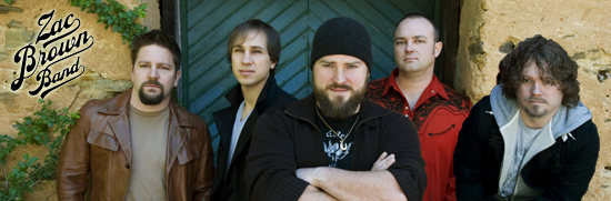 "Zac Brown Band - ""Highway 20 Ride"""