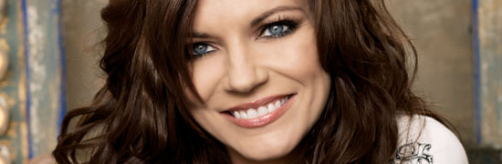 Martina McBride Shines on Soundscan Hot 200 Charts
