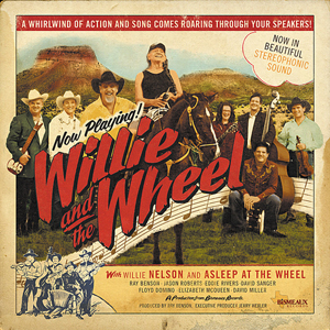 Willie Nelson - Wille And The Wheel