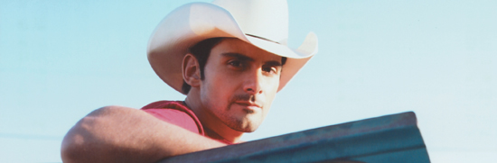 """Top 40 Singles of 2008: Brad Paisley - """"Letter To Me"""" (#7)"""