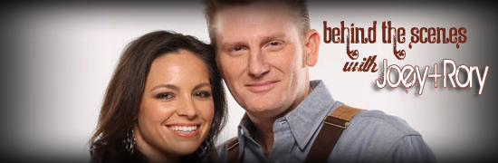 Behind The Scenes with Joey+Rory