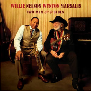 Willie Nelson & Wynton Marsalis - Two With The Blues
