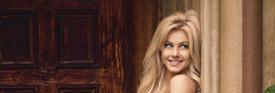 Julianne Hough Dances to Number One Chart Debut