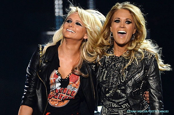 Audio Track: Miranda Lambert & Carrie Underwood - Something Bad