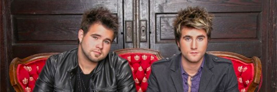 Audio Track: The Swon Brothers - Later On