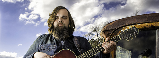 Audio Track: Levi Lowrey - Urge For Leaving