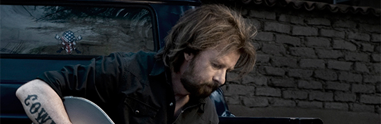 Audio Track: Ronnie Dunn - Kiss You There