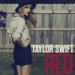 Audio: Taylor Swift - Red