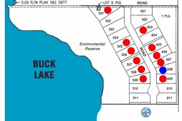 Buck Lake Property For Sale Alberta