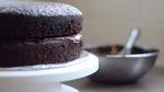 Thumbnail chocolate cake vegan icing