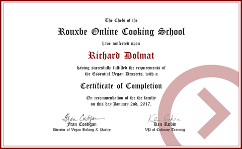 Twocolumn rxbe certificate vegan desserts cropped