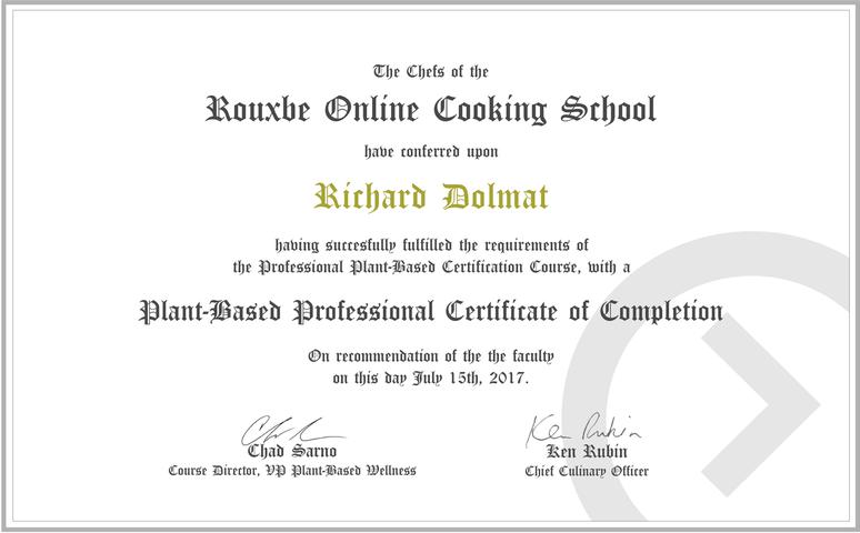 Hd854 certificate pb