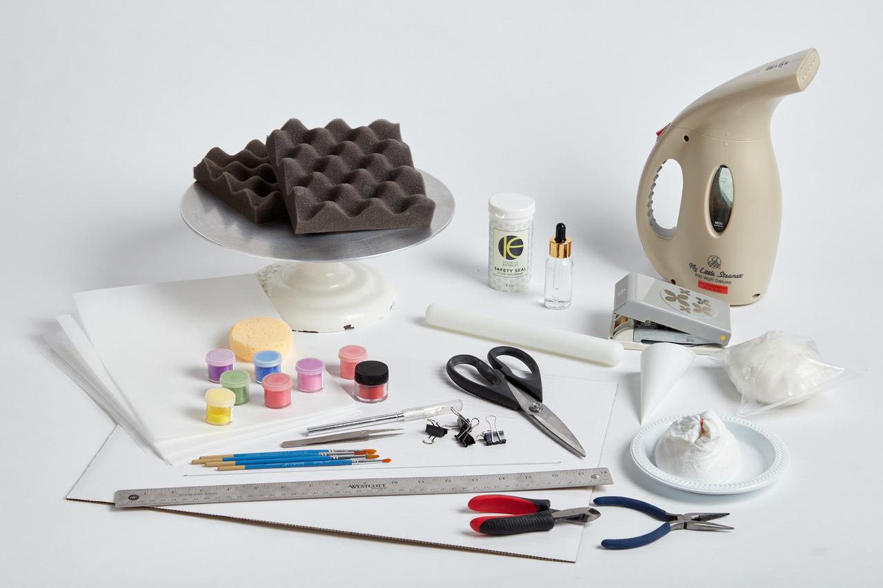 Unit 3  heater   cake decorating   gum paste flower tools