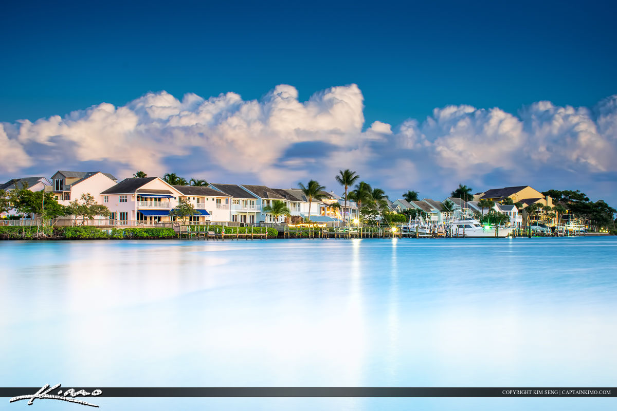 Waterfront Homes In Juno Beach