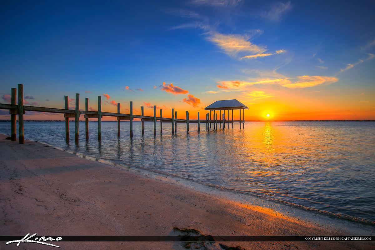 Rocks Beach Stuart Florida