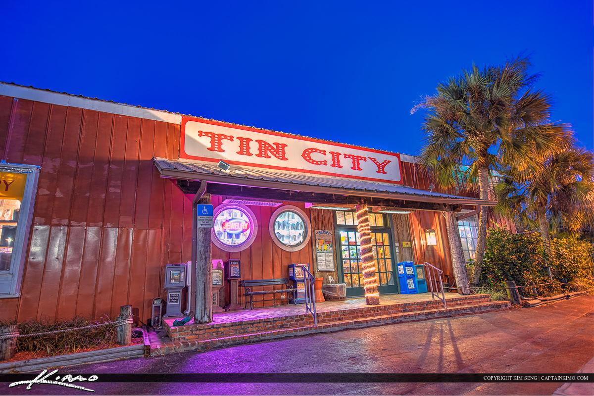 Tin City Naples Restaurants