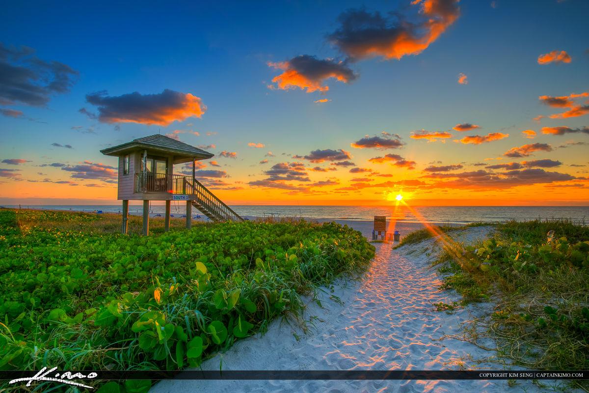 Sunrise Jupiter Island Fl