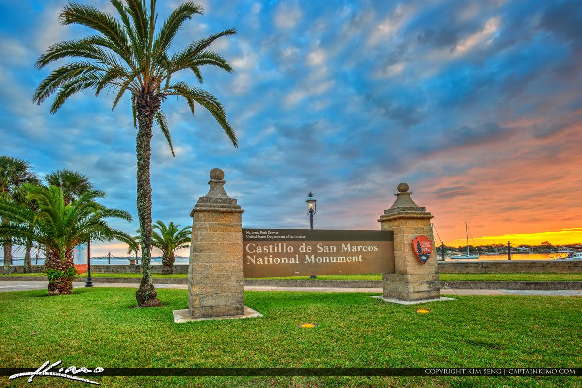 West Palm Beach To Castillo De San Marcos