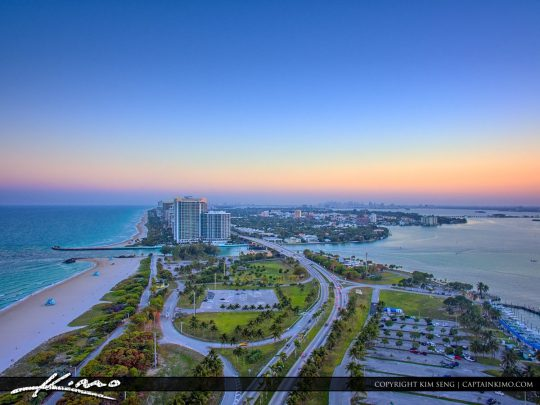 Haulover Inlet North Miami Beach Florida