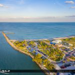 Fort Pierce Aerial at the Inlet