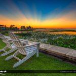 Kissimmee Lakefront Park Sunrise Osceola County