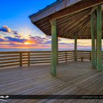 Bathtub Reef Beach Sunrise Gazebo