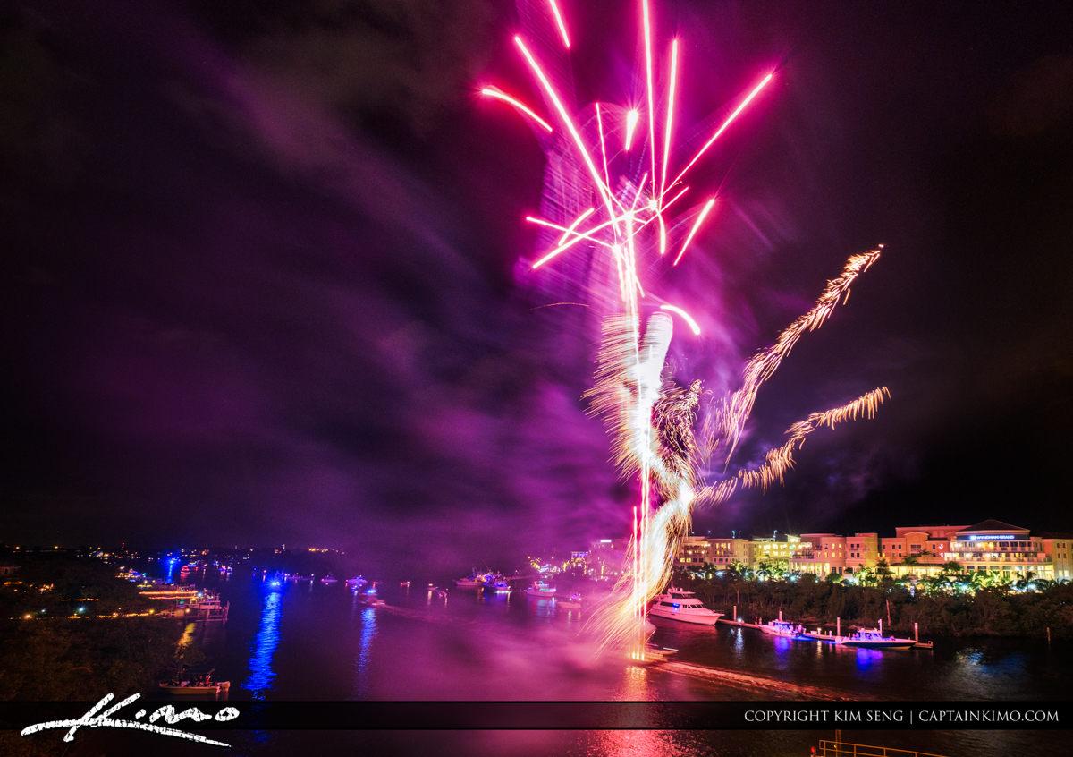 Fireworks New Years Eve Boynton Beach