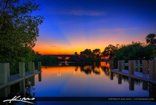 MacWilliam Park Boat Ramp Vero Beach Florida