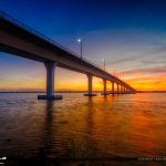 Causeway Bridge Hutchinson Island Stuart Florida