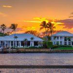 Waterfront Property Real Estate Jupiter Florida from Juno Dunes