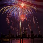 4th of July Fireworks Sebastian Florida